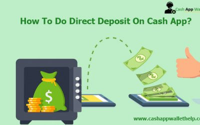How To Do Direct Deposit On Cash App?