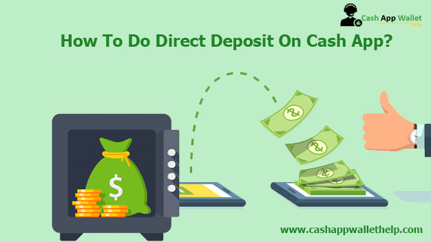 How To Do Direct Deposit On Cash App?   How Does Direct Deposit Work?