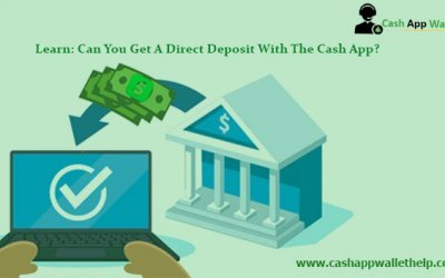 Can You Get A Direct Deposit With Cash App?