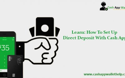 How To Set Up Direct Deposit With Cash App?
