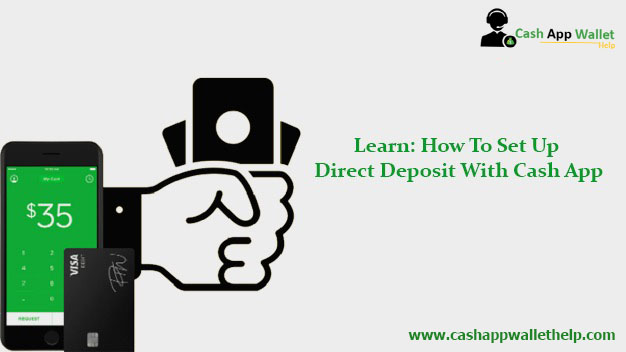 How To Set Up Direct Deposit With Cash App? | Cash App Direct Deposit